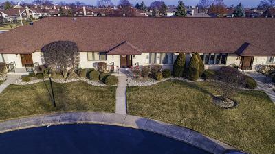 Orland Park Condo/Townhouse For Sale: 18207 Nebraska Court #91