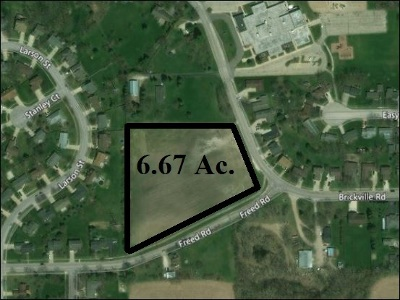 Sycamore Residential Lots & Land For Sale: 6.67 Ac Brickville And Freed Road