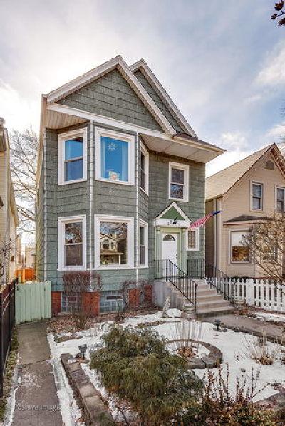 Multi Family Home For Sale: 1947 West Berwyn Avenue
