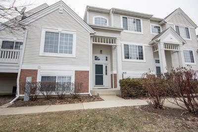 Aurora Condo/Townhouse Contingent: 2417 Oakfield Court #2417