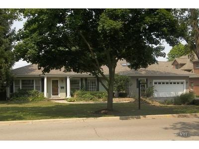 Barrington Single Family Home For Sale: 508 East Hillside Avenue
