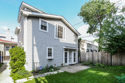 Condo/Townhouse For Sale: 5142 North Leavitt Street #CH