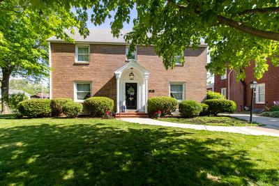 Bloomington Single Family Home For Sale: 1102 Elmwood Road