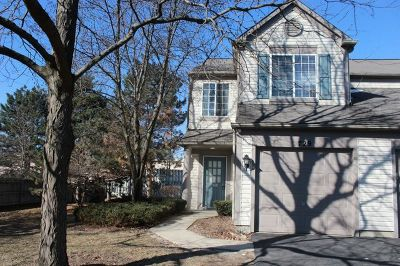 Naperville Condo/Townhouse Re-Activated: 729 Blossom Court