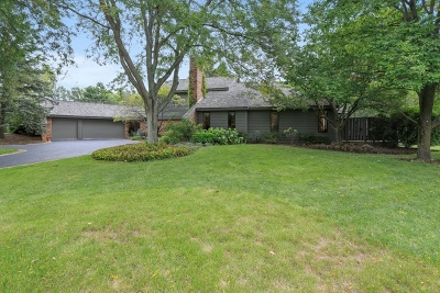 Lake Forest Single Family Home For Sale: 1631 Lowell Lane