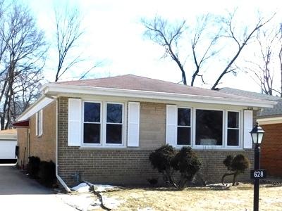 Wilmette Single Family Home Contingent: 628 Laramie Avenue