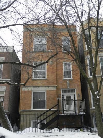 Multi Family Home For Sale: 1244 North Artesian Avenue