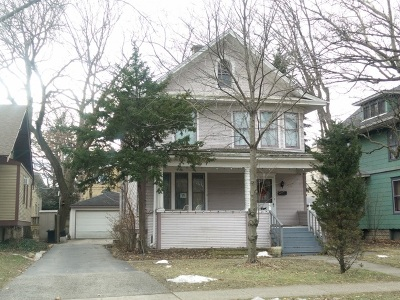 Riverside Single Family Home For Sale: 91 Forest Avenue