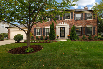 Hoffman Estates Single Family Home For Sale: 3930 Charlemagne Drive