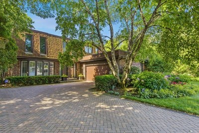 Wilmette Single Family Home For Sale: 520 Hunter Court