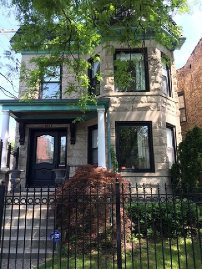 Single Family Home Contingent: 1142 West George Street