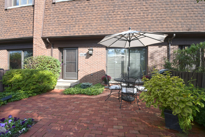 Highland Park Condo/Townhouse For Sale: 1030 Deerfield Road