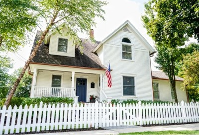 Barrington Single Family Home For Sale: 201 West Russell Street