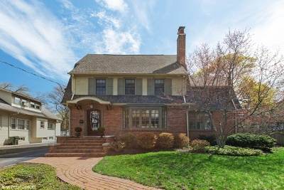 Single Family Home For Sale: 309 Fairview Avenue
