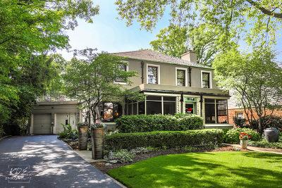 Naperville IL Single Family Home For Sale: $725,000