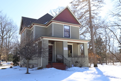 Woodstock Single Family Home For Sale: 450 Fremont Street