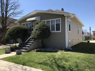 Melrose Park Single Family Home For Sale: 906 North 12th Avenue