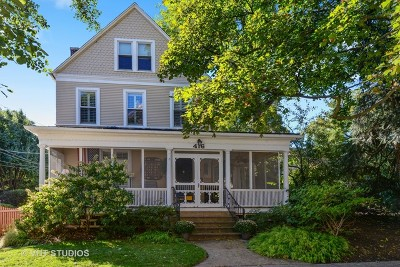 Evanston Single Family Home New: 416 Lake Street