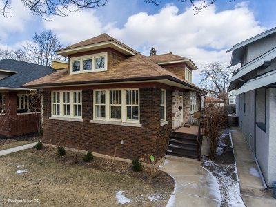 Oak Park Single Family Home Price Change: 946 North Lombard Avenue North