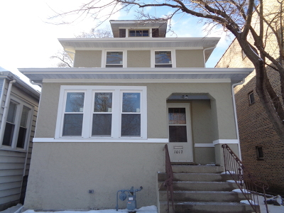 Forest Park Single Family Home For Sale: 1017 Harlem Avenue