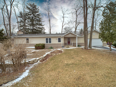 Glen Ellyn Single Family Home For Sale: 171 Il Route 53