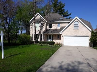 La Grange Single Family Home For Sale: 8160 Hess Avenue