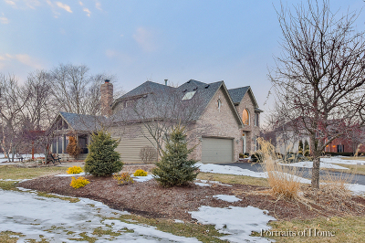 St. Charles Single Family Home For Sale: 3205 Greenwood Lane