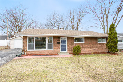 Tinley Park Single Family Home For Sale: 17318 71st Court