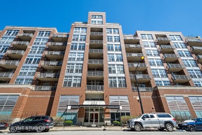 Condo/Townhouse For Sale: 111 South Morgan Street #820
