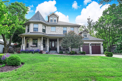 Hinsdale Single Family Home For Sale: 5719 South Monroe Street