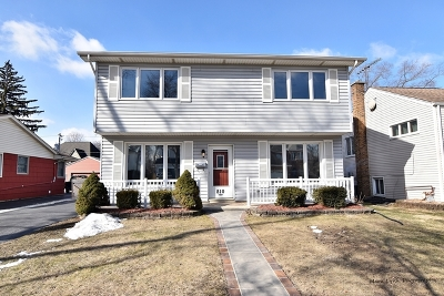 Elmhurst Single Family Home For Sale: 810 South Hillside Avenue
