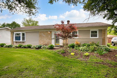 Hoffman Estates Single Family Home For Sale: 675 Woodlawn Street