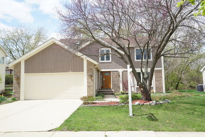 Hoffman Estates Single Family Home For Sale: 5010 North Tamarack Drive