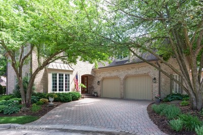 Westmont Condo/Townhouse For Sale: 24 Tartan Lakes Court