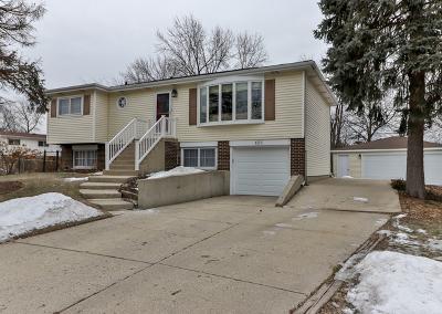 Schaumburg Single Family Home For Sale: 426 Redwood Lane