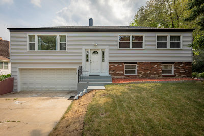 Buffalo Grove Single Family Home For Sale: 13 West Beechwood Court