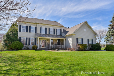 Bartlett Single Family Home For Sale: 1584 Hunting Hound Lane
