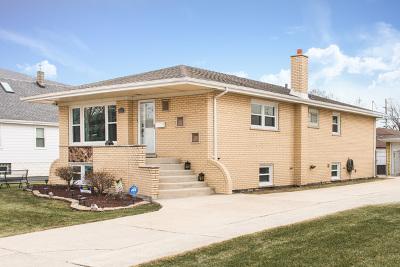 Oak Lawn Single Family Home For Sale: 9533 South Kenneth Avenue
