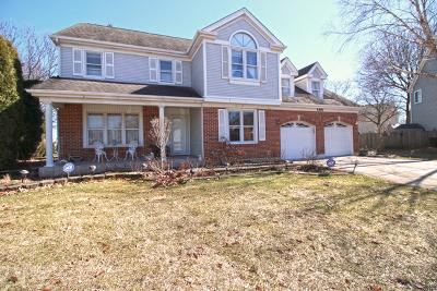 Buffalo Grove Single Family Home For Sale: 409 English Oak Terrace