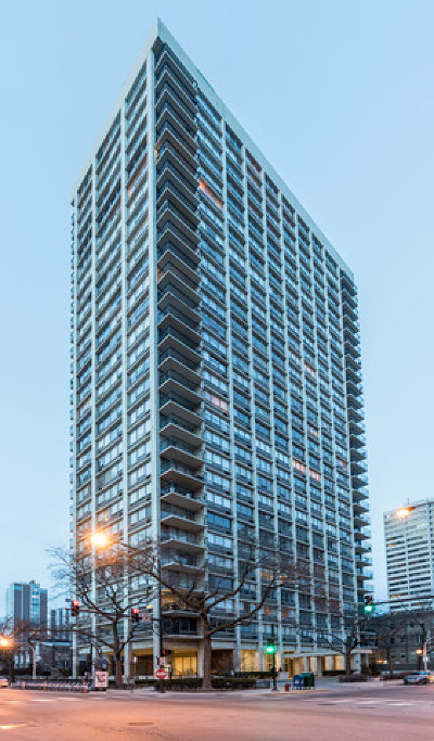 Condo/Townhouse For Sale: 88 West Schiller Street #1702L