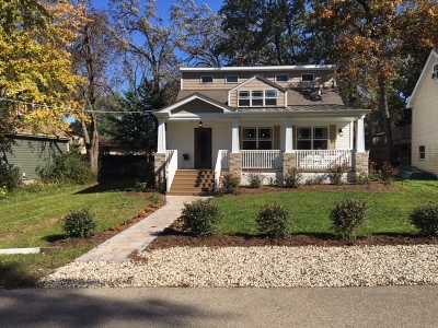 Island Lake Single Family Home For Sale: 3424 Brierhill Drive