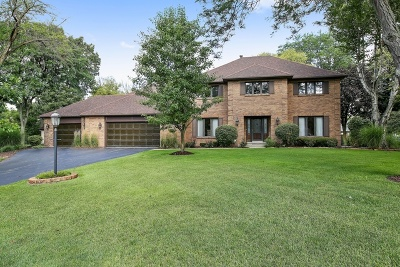 Naperville Single Family Home For Sale: 23w300 Kimberwick Lane