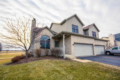 Oswego Condo/Townhouse For Sale: 548 Sudbury Circle