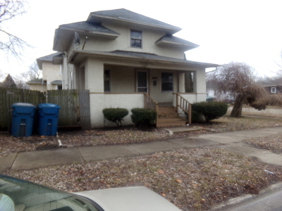 Kankakee Single Family Home For Sale: 494 South Myrtle Avenue