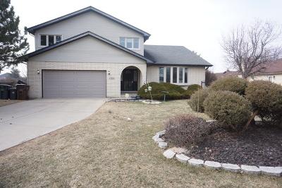 Mokena Single Family Home For Sale: 10504 English Bay Road