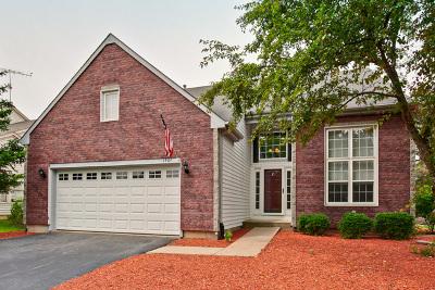 Crystal Lake Single Family Home For Sale: 1564 Dogwood Drive