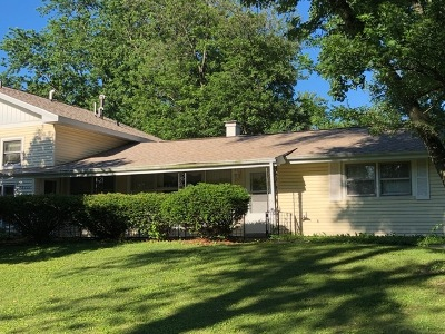 Cook County Single Family Home For Sale: 18661 Loras Lane