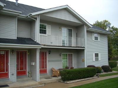 Joliet, Shorewood Rental For Rent: 1118 Ingalls Avenue #7