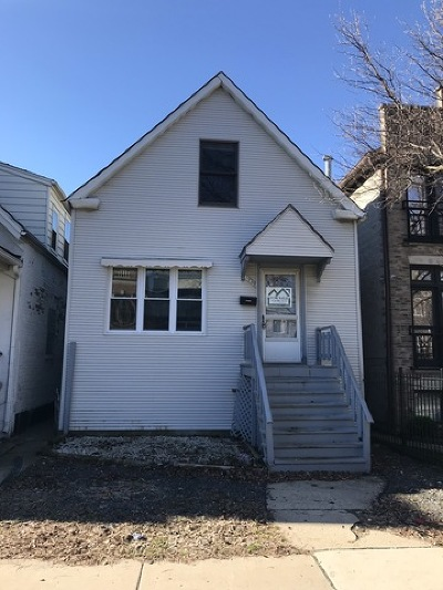 Single Family Home For Sale: 1929 West Wolfram Street