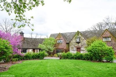 Barrington Single Family Home For Sale: 28475 Merri Oaks Road